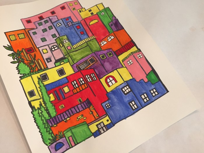 Protected: Colorful Favelas